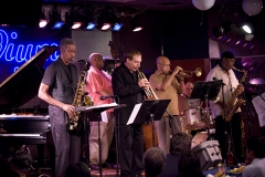 Billy Harper, Dwayne Burno, David Weiss and Eddie Henderson, Billy Hart and Benny Maupin Tribute to Lee Morgan Iridium August 2008