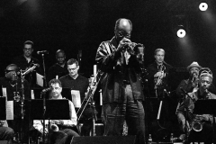 Charles Tolliver Big Band Europe 2007