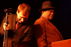 David Weiss and Freddie Hubbard Germany September 2002