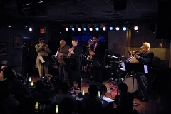 Freddie Hubbard, James Spaulding, David Weiss, Javon Jackson and Slide Hampton Iridium April 2007